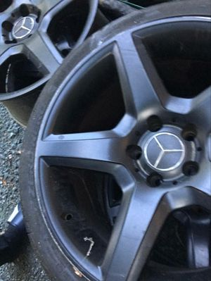 Mercedes-Benz Amg rims for Sale in Rockville, MD