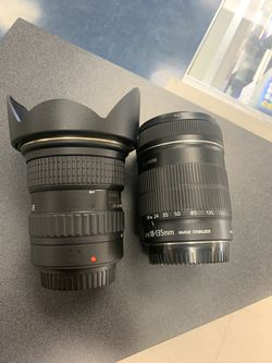 Tokina, Canon Lens Thumbnail