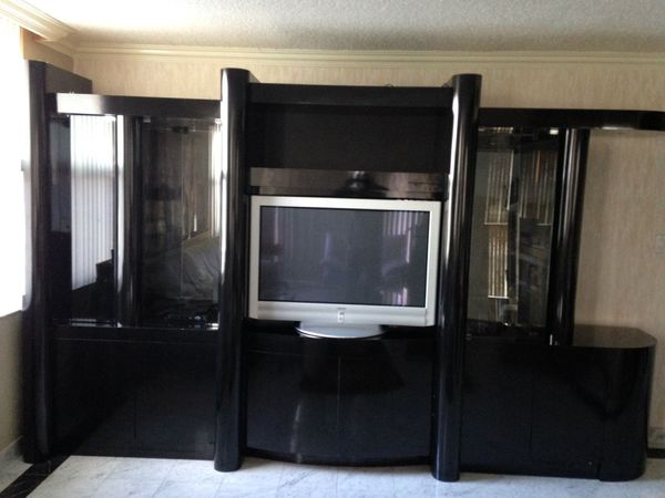 Entertainment Center With Tv Included For Sale In Fort