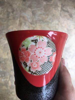 Cherry Blossom Tea Cup from Japan for Sale in Damascus, MD