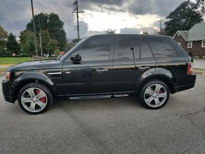 2011 Range Rover super charged for Sale in Hillcrest Heights, MD