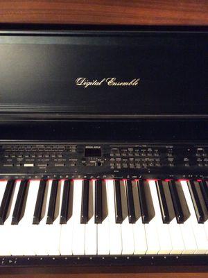 Technics electric sound mixer & piano for Sale in Herndon, VA