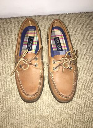 authentic SPERRY size 6 for Sale in Tampa, FL
