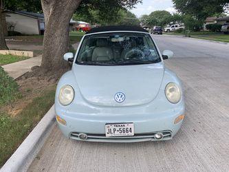 2005 Volkswagen Beetle Thumbnail