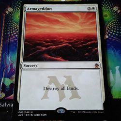 Armageddon MTG Thumbnail