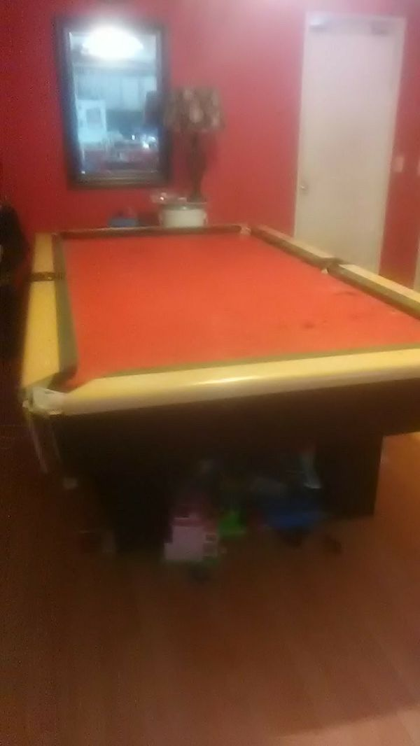 Dufferin Pool Table For Sale In Kings Mountain NC OfferUp - Dufferin pool table