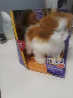 Lulu kitten by Furreal toys Thumbnail
