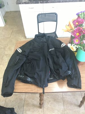 Joe Rocket armored motorcycle jacket for Sale in New York, NY
