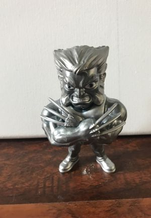 Wolverine metal figure for Sale in Orlando, FL