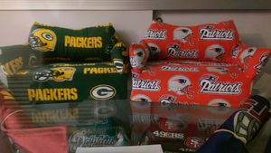 Green Bay Packers tissue box couch for Sale in Richmond, VA