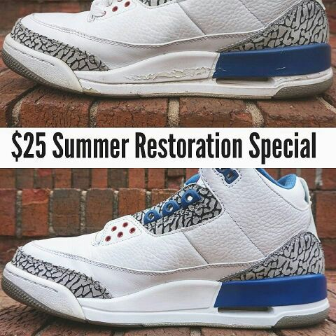 fe833b2e9529f8 Sneaker Restoration Special for Sale in Charlotte