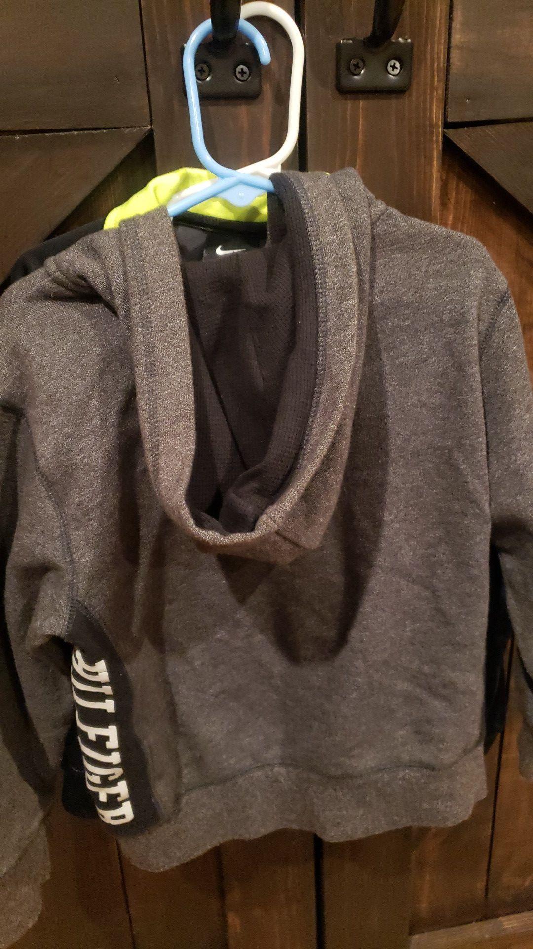 Boys sweaters size 5 & 6