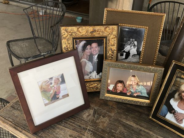 Assorted Picture Frames 5x7 8x10 4x6 Pottery Barn Rogers