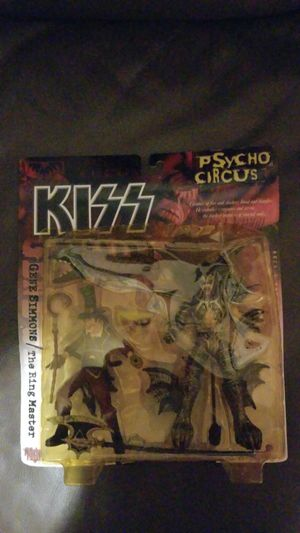 KISS action figure for Sale in San Antonio, TX