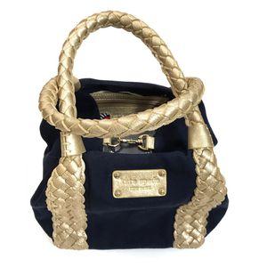 RARE Vintage Kate Spade Gold Metallic Canvas handbag for Sale in Rancho Cucamonga, CA