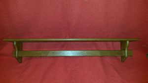 """Wood Wall Shelf 44"""" long, mfg. by Sexton for Sale in Fort Washington, MD"""