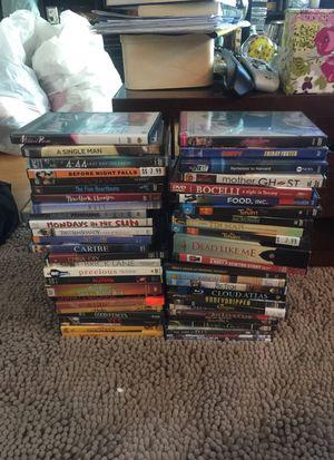 50 DVDs for $25 for Sale in Atlanta, GA