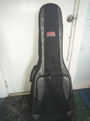 Gator 4g acoustic gig bag for Sale in Seattle, WA