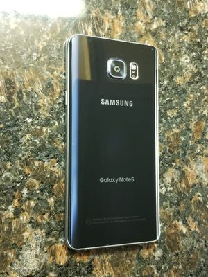 Factory unlocked Samsung Galaxy Note 5 for Sale in Maitland, FL