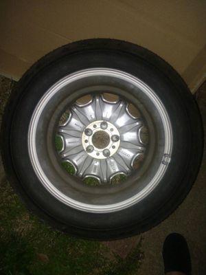 "98 Mercedes Benz E320 16"" OEM wheel for Sale in Falls Church, VA"