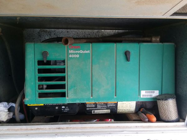 Onan generator micro quit 4000 for Sale in Channelview, TX - OfferUp