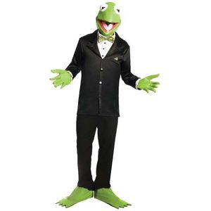 Halloween costume set Kermit frog and Miss Piggy for Sale in Alexandria, VA