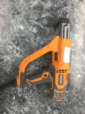 Ridgid drywall screwdriver in case for Sale in Silver Spring, MD