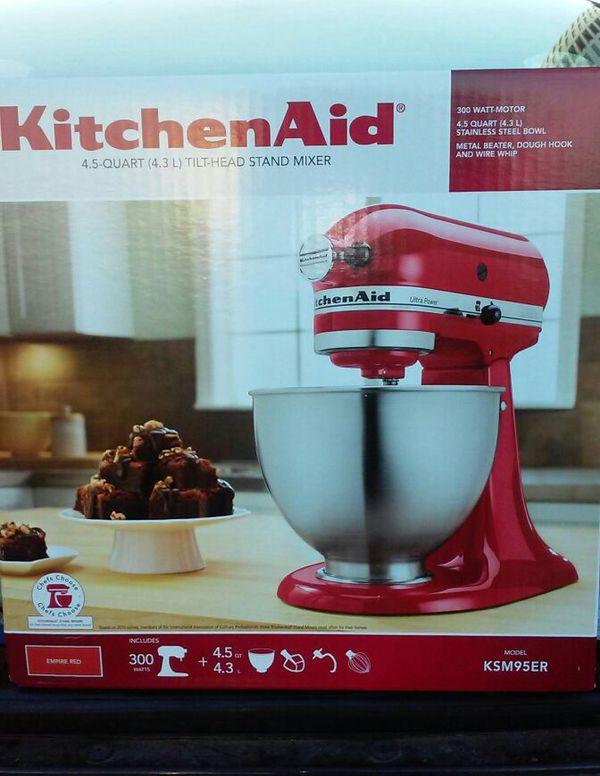 KitchenAid Artisan Mini Stand Mixer for Sale in Atlanta, GA - OfferUp