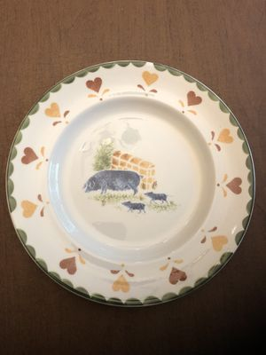 English China Plate for Sale in Centreville, VA
