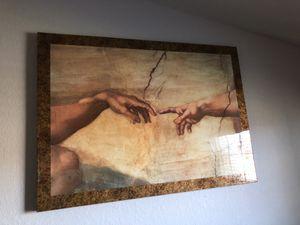 Michelangelo fingers touching for Sale in Davenport, FL