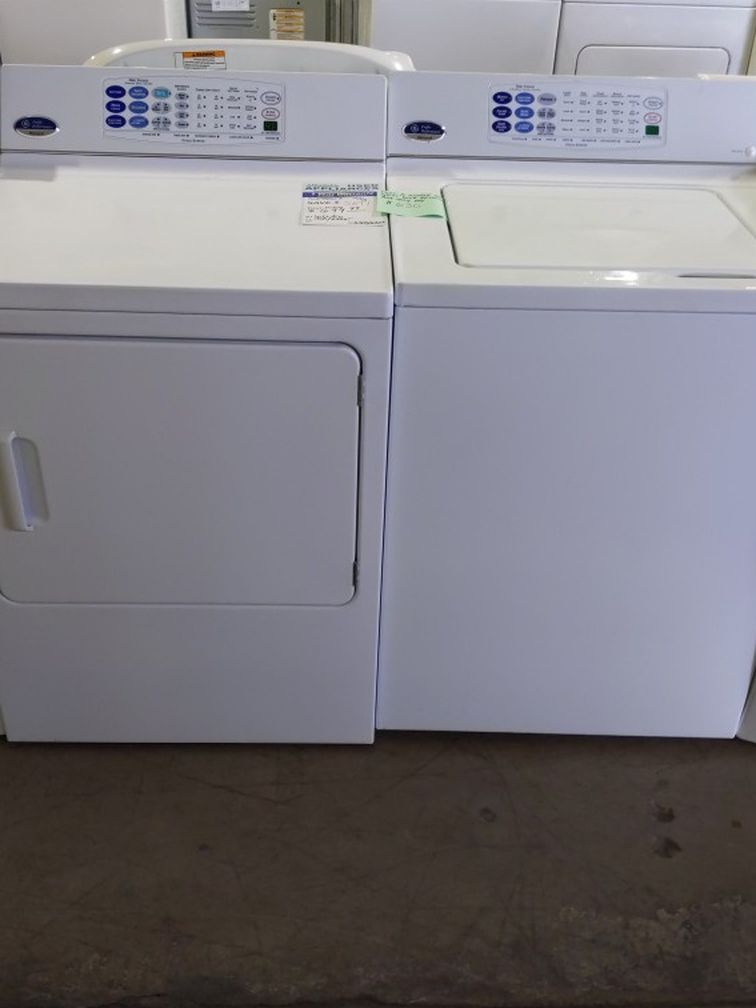 Top load Washer And Dryer Set
