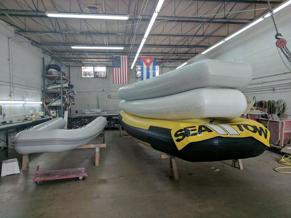 Inflatable Rib Retube and Repair for Sale in Miami, FL - OfferUp