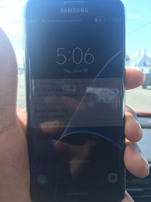 Samsung Galaxy S7 edge (Unlocked) for Sale in Fredericksburg, VA