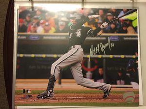 Alexei Ramirez signed 8x10 for Sale in St. Louis, MO