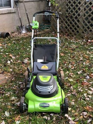 Electric lawn mower for Sale in Germantown, MD