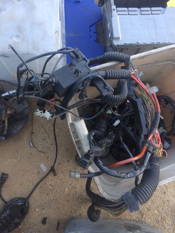 bmw e36 engine wiring harness 325i m3 e30 swap