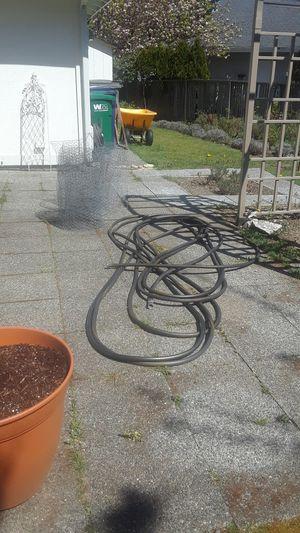 Photo FREE hose, fencing