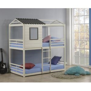 TWIN /TWIN HOUSE THEMED BUNK BED for Sale in Hialeah, FL
