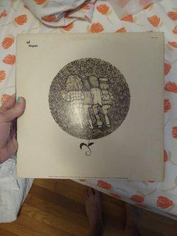Jethro Tull Stand Up Vinyl Thumbnail