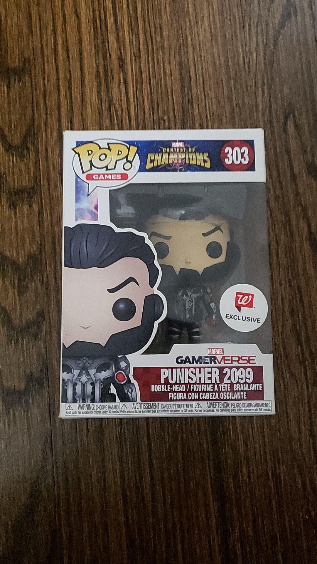 FUNKO POP * PUNISHER 2099