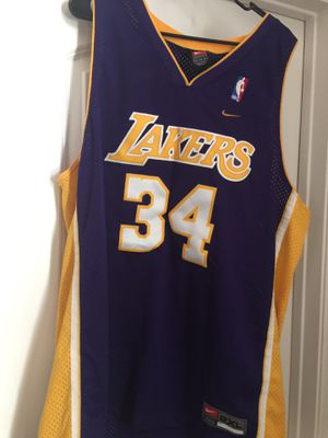 af270ba0132 New and Used Lakers jersey for Sale in Murrieta
