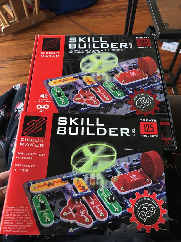Circuit builder (Games & Toys) in Weston, FL - OfferUp