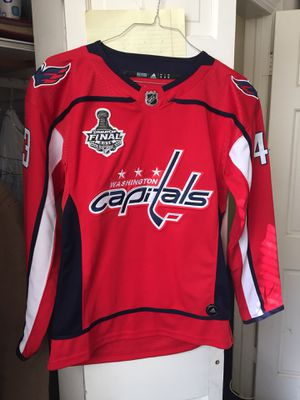 Brand New Washington Capitals Tom Wilson Jersey for Sale in Washington, DC