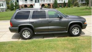 2002 Dodge Durango SXT 150k miles runs and drives!!! for Sale in Hillcrest Heights, MD