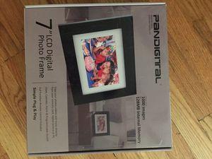 PanDigital 7'' LCD Photo Frame for Sale in Denver, CO