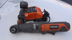 Photo RIDGID MULTI TOOL DRILL