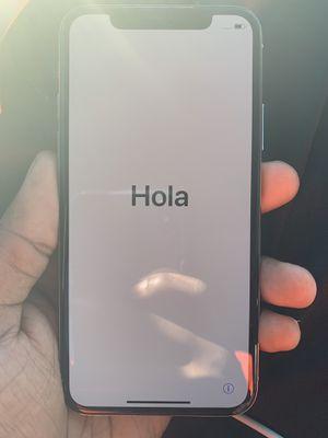 IPhone X 64G (Verizon) for Sale in Gaithersburg, MD