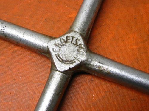 Vintage Craftsman 4 Way Lug Wrench