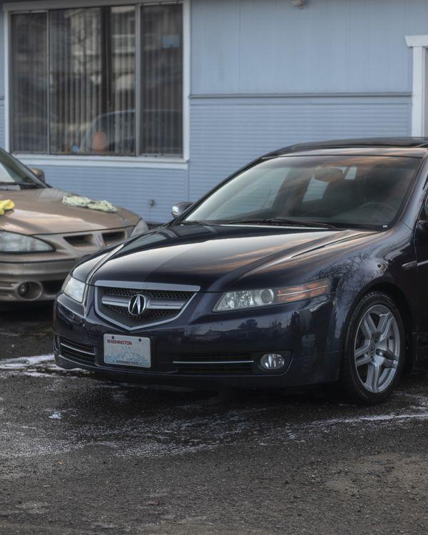 Acura TL 2007 For Sale In Seattle, WA