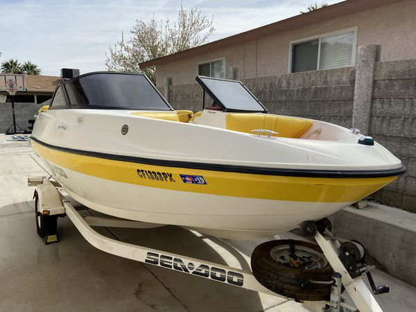 Sea doo boat for sale!